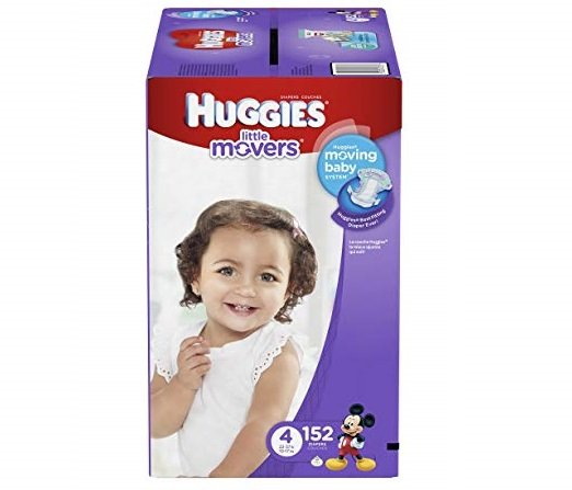 The only Reliable Review of Huggies Little Movers Diapers, Size 4, 152 Count–Benefits, Pros, Cons, and more