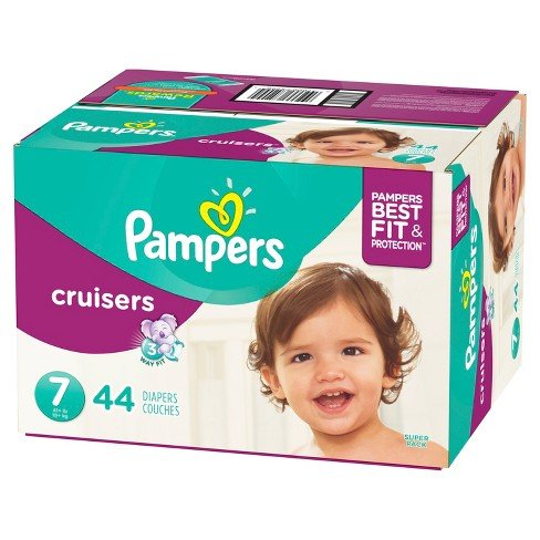 An Extensive Review of the Pampers Cruisers Diapers Economy Plus Pack, Size 4, 152 Count
