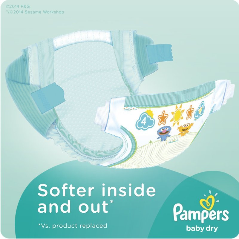 Pampers Baby Dry Diapers Size 2 Economy Pack Plus, 246 Count Comprehensive Review