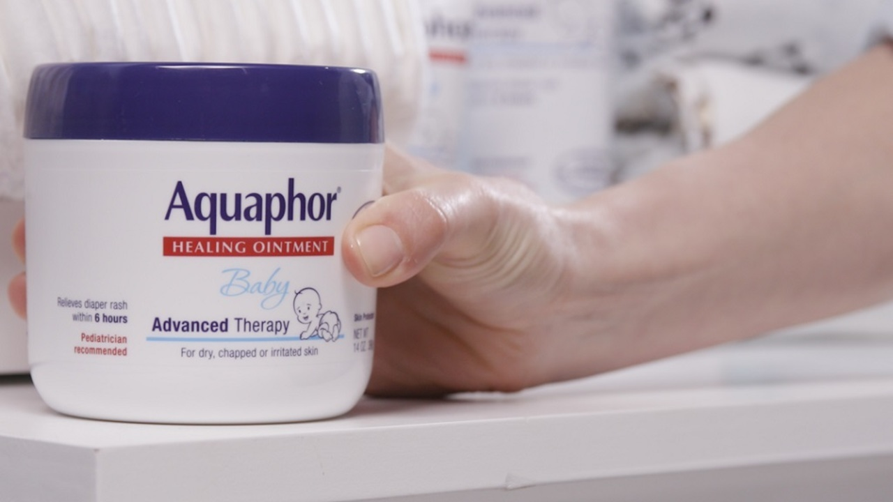 Aquaphor Baby Healing Ointment, Diaper Rash and Dry Skin Protectant